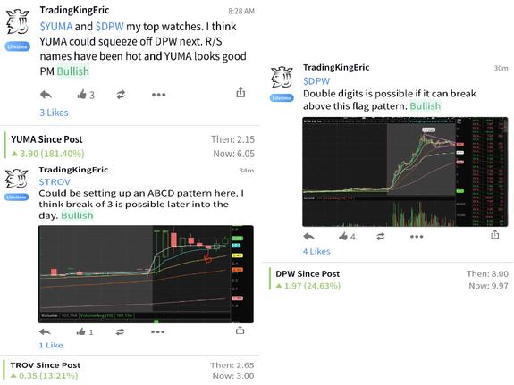 Eric Nam (@TradingKingEric) | Stocktwits