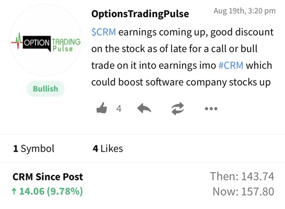 Options Trading Pulse (@OptionsTradingPulse) | Stocktwits